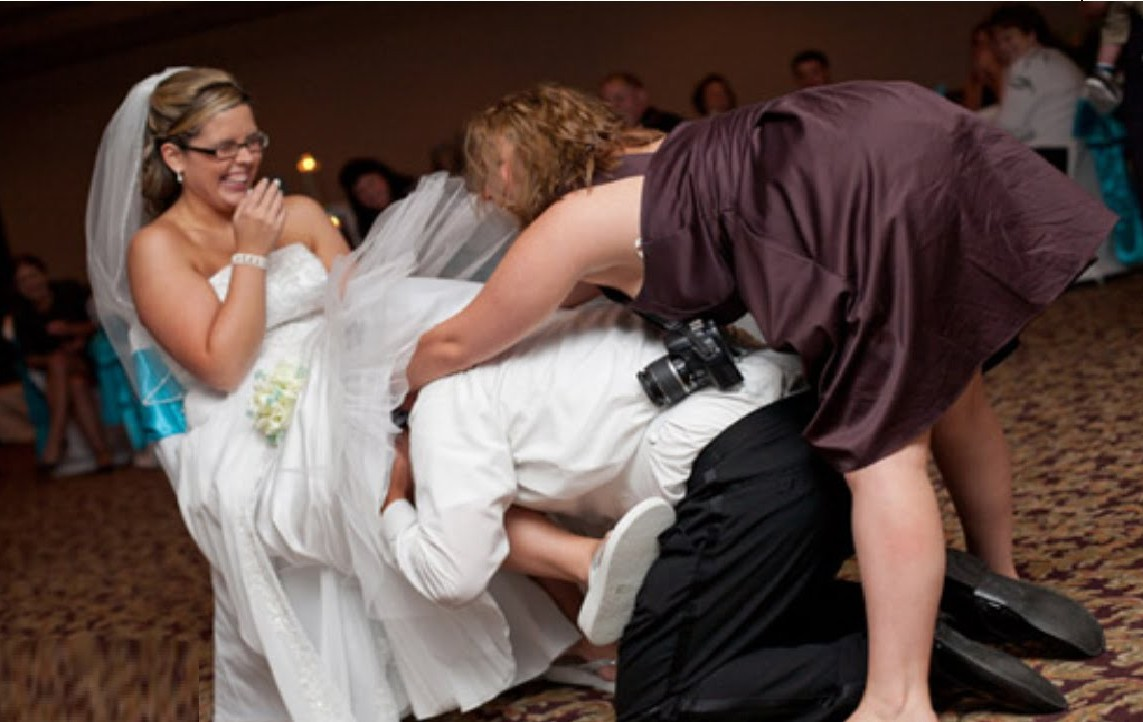 Пьяные невесты видео интим приколы