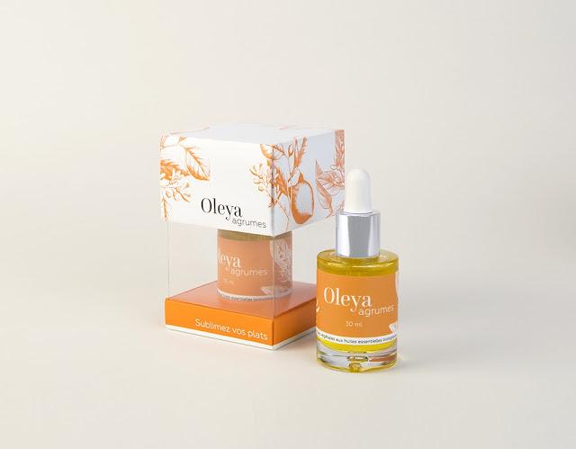 Evoleum et son sérum Oleya aux augrumes