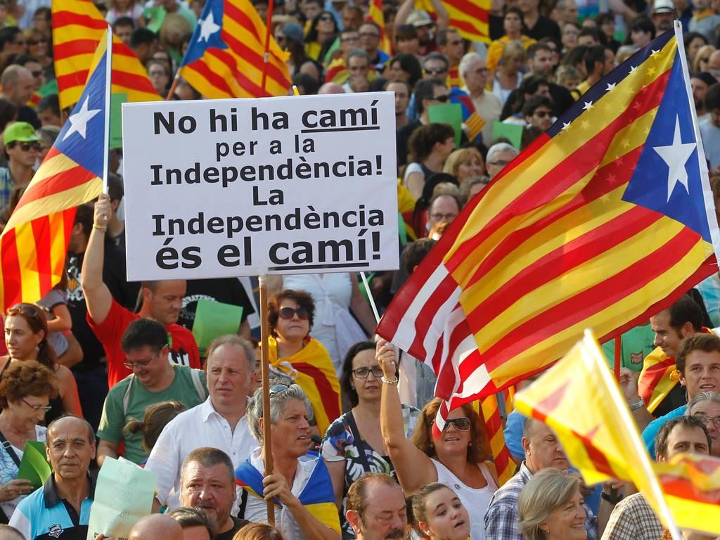 Resultado de imagen de independencia catalunya