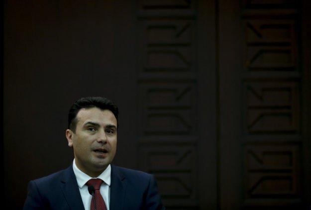 Ζάεφ: Κανείς και ποτέ δεν θα αμφισβητήσει τη «μακεδονική» μας ταυτότητα