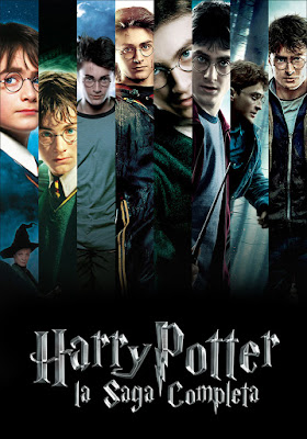 Harry Potter Coleccion DVD R1 NTSC Latino + CD