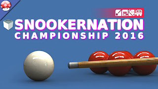 Snooker Nation Championship Cover Wallpaper