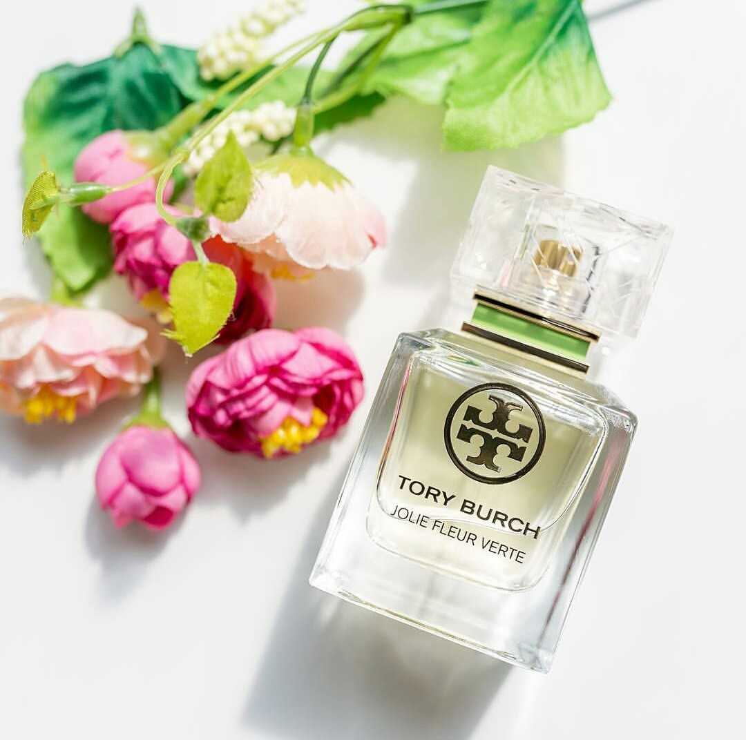 Tory Burch new floral fragrances