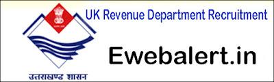 UK Revenue Department Recruitment