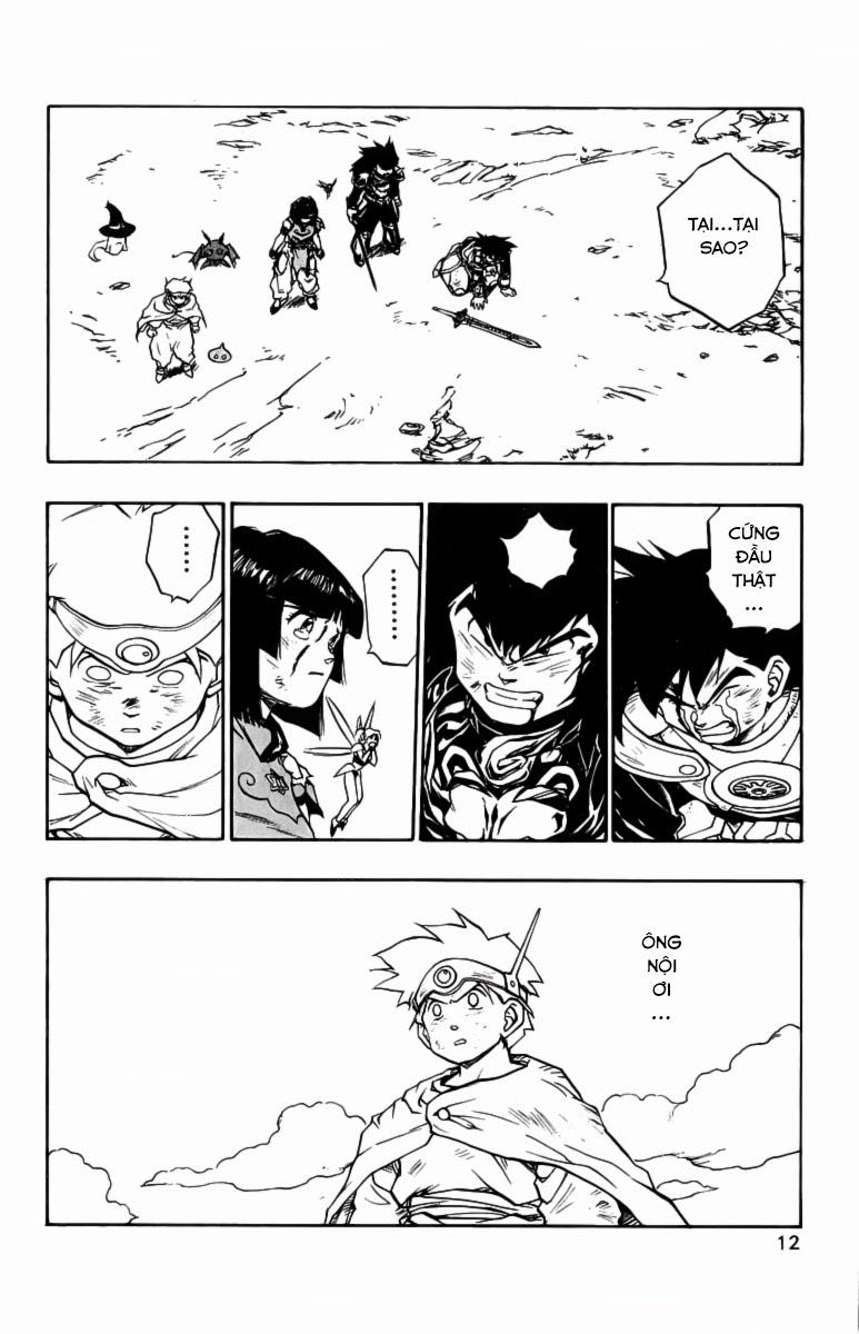 Dragon Quest: Emblem of Roto chapter 30 trang 10