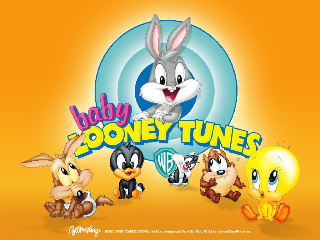 Super Kuka: Papel De Parede Looney Tunes