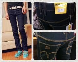 celana jeans skinny pria murah