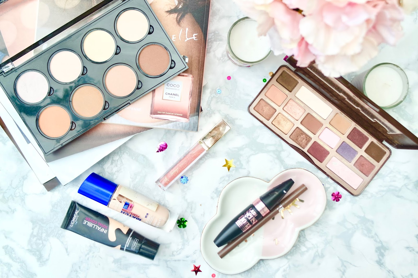 What's In My September Makeup Bag