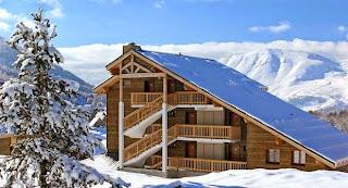 Op wintersport vakantie inclusief ski pas voor minder als EURO 100,-