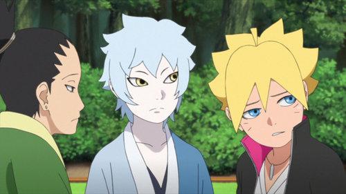 Boruto: Naruto Next Generations Cap - 7