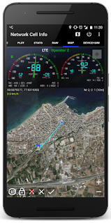 Network Cell Info v3.10.9 Patched Apk For Android Download