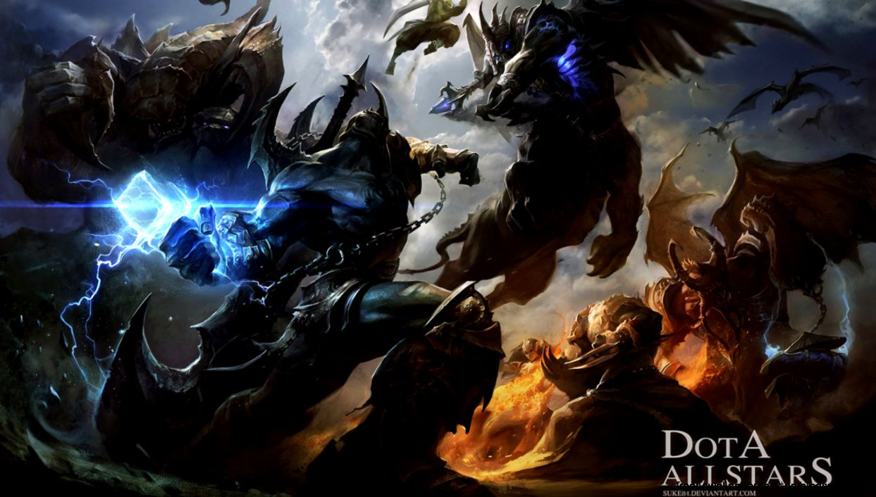 Free Defense Of The Ancients Wallpaper Free High Definition