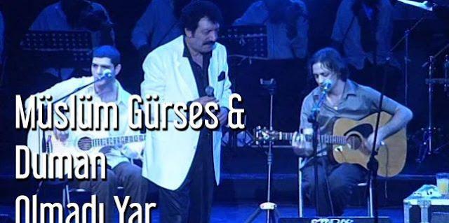 Efsane Cover - Müslüm Gürses & Duman - Olmadı Yar - Konser