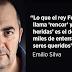 """Emilio Silva: """"Existe una incultura en Derechos Humanos en España"""""""