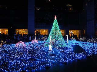 Shiodome Caretta Illuminations