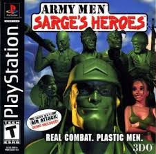 Army Men - Sarges Heroes - PS1 - ISOs Download