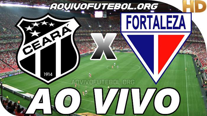 Ver Ceará x Fortaleza Ao Vivo HD