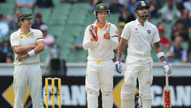 India vs Australia test series 2017