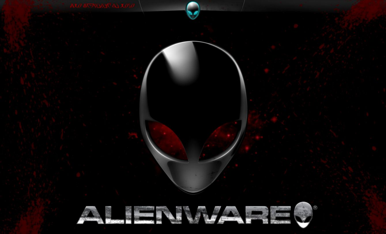 Red Wallpaper Alienware Logo Image Wallpaper Collections