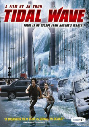 Tidal Wave 2009 Korean Movie BRRip 720p Dual Audio Hindi