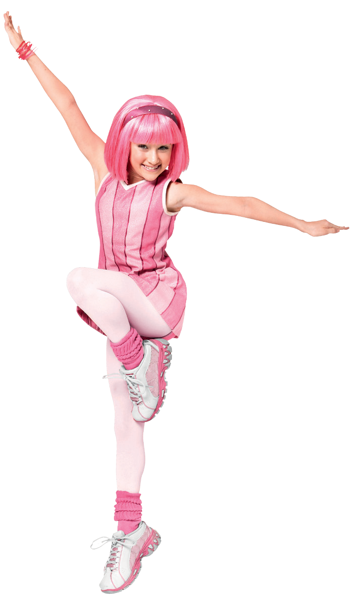 New lazy town, nude creampies