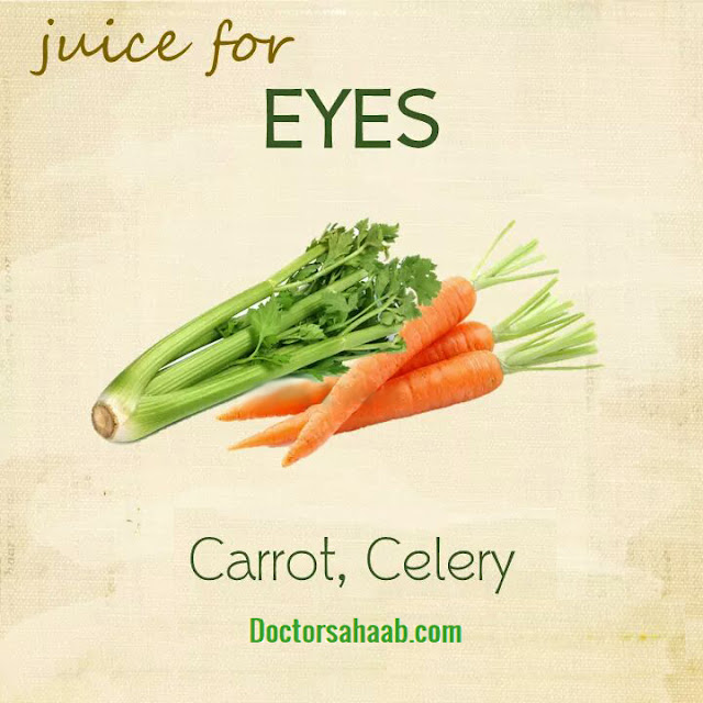Juice for Eyes (Carrot+Celery)