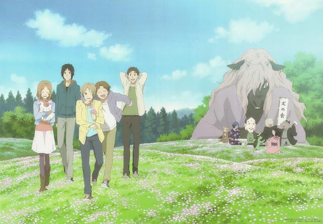 Natsume Yuujinchou TV Anime
