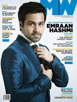 Emraan Hashmi's HQ Photoshoot for Mans World – February 2013