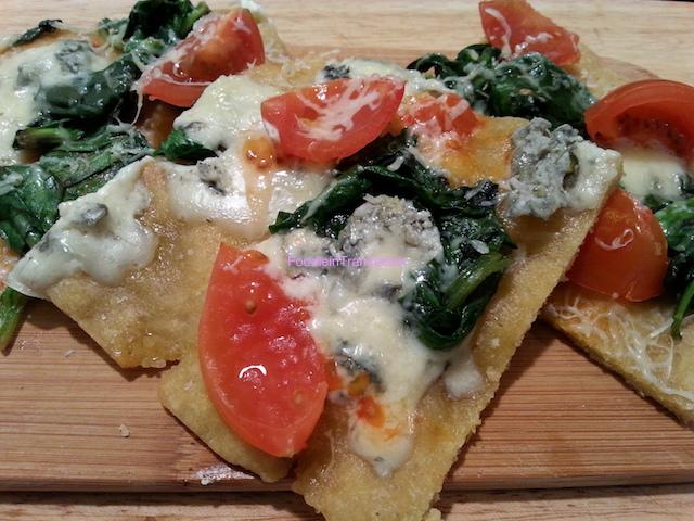 Spi-Po-Zola, o se preferite Pizza tricolore