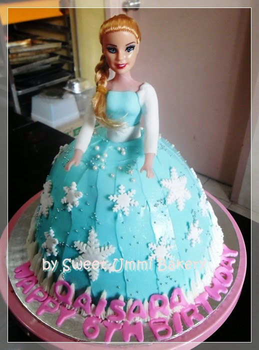 Barbie Doll - Buttercream