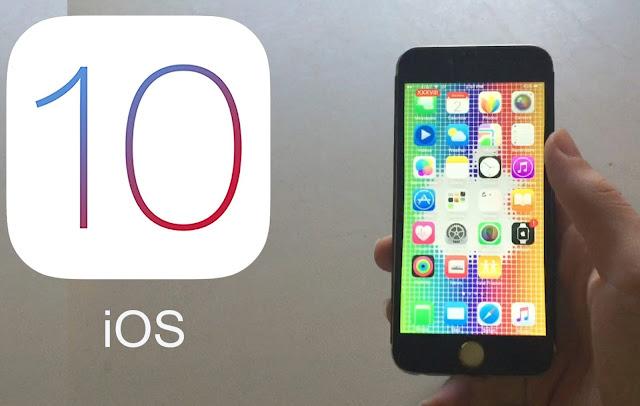 ios 10 özellikler