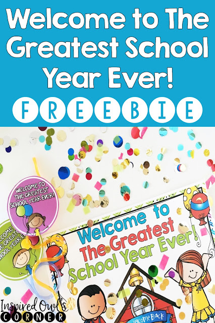 Welcome to the Greatest Year Ever Freebie link.