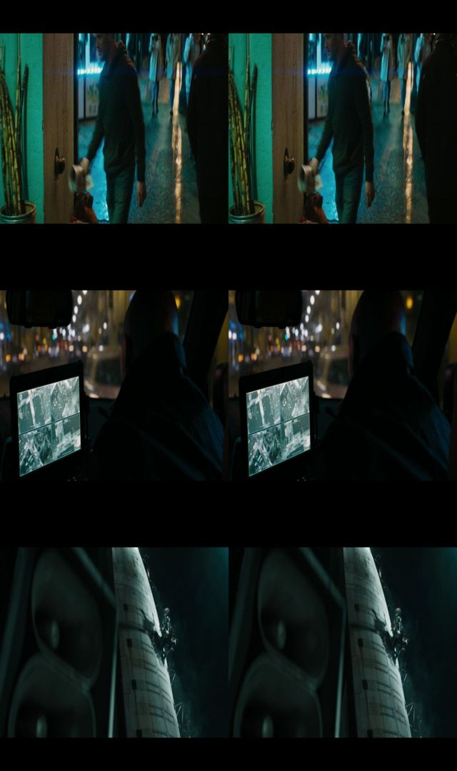 Venom (2018) 3D SBS Latino