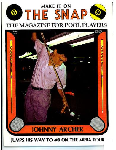 Museum Number Nine: Johnny Archer