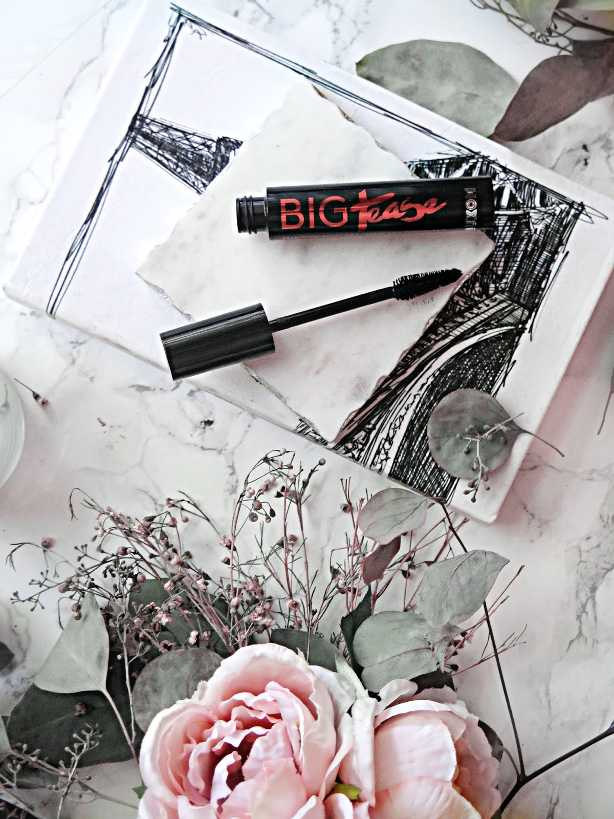 Let Your Eyes Do The Talking | Buxom Cosmetics Big Tease Mascara | Review & Demo | labellesirene.ca