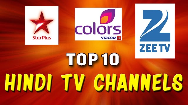 TRP Rating of Top 10 Hindi Channel -Week 49