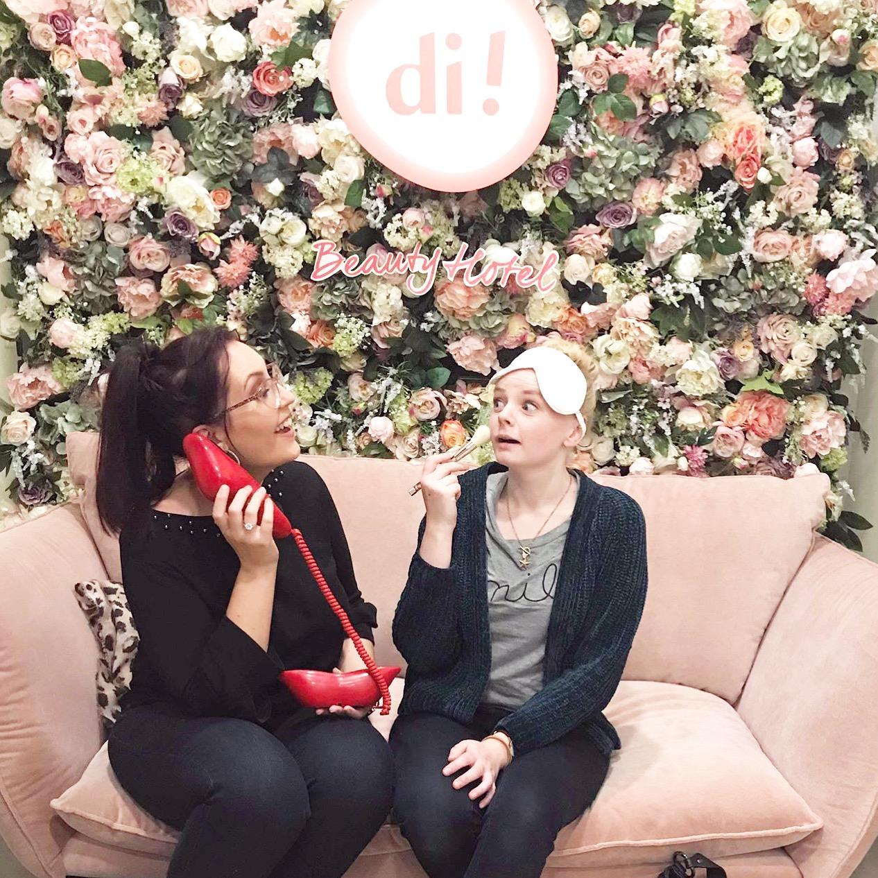 Het beauty hotel van DI All About Beauty