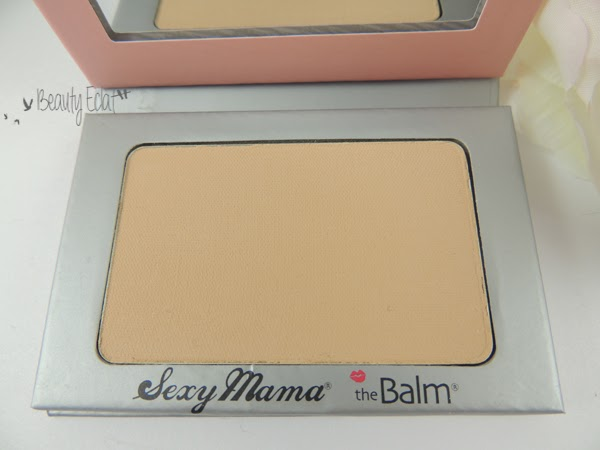 revue avis test sexy mama the balm