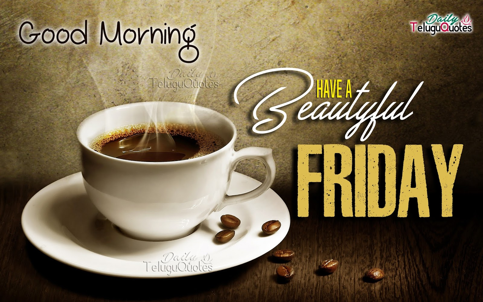 Happy Friday Good Morning Quotes And Sayings Hd Images