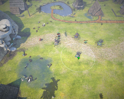 Rush for Glory Game Screenshots 2014
