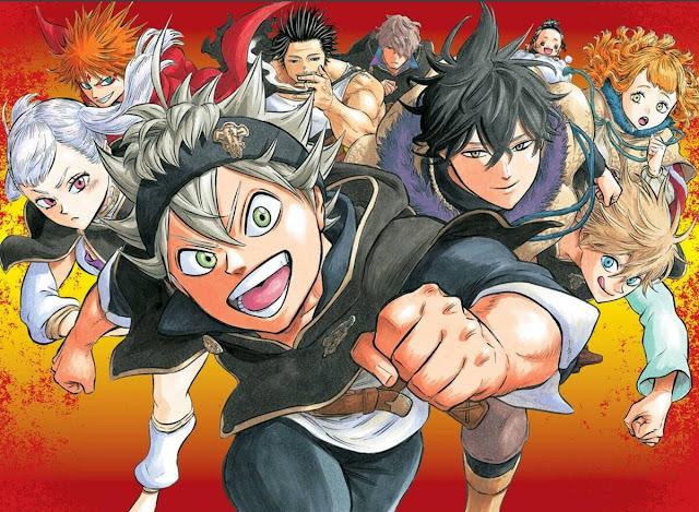 Rekomendasi Anime Fall 2017 Yang Harus Kalian Tonton