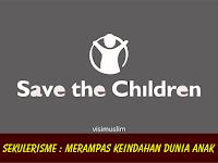 Sekulerisme : Merampas Keindahan Dunia Anak