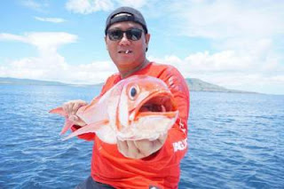 Surga mancing di ujung timur Nusa Tenggara