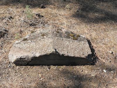 Πρόσκοποι ανακάλυψαν τμήμα ταφικού μνημείου στη Λέσβο