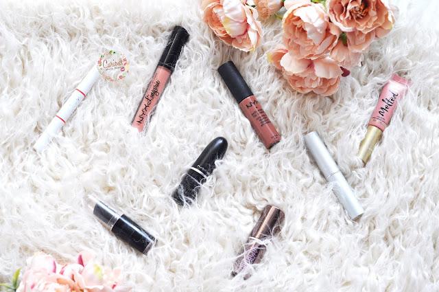 Rekomendasi Lipstick Nude Untuk pemilik Kulit Kuning Langsat
