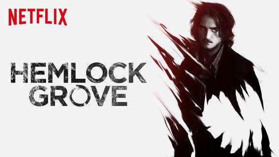 Hemlock Grove estreia no Netflix