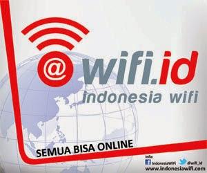 Daftar Akses Wifi ID Area Purwokerto, Cilacap, Purbalingga, Banjarnegara