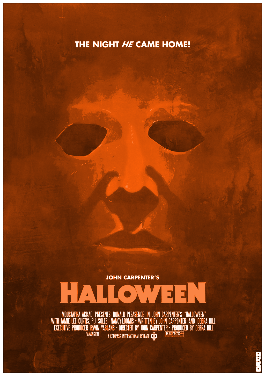 halloween 1978 vs 2018