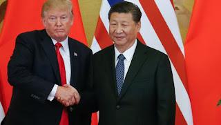 ABD Çin Savaşı Başladı