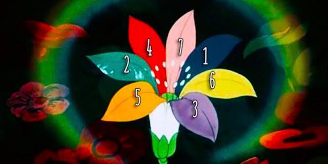 Лепесток волшебного цветка расскажет когда сбудутся ваши желания